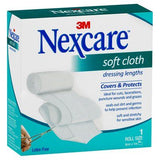 Nexcare™ Soft Cloth Dressing 8cm x 1m