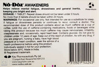 No-Doz Awakeners 24 Tablets-Quantity Restriction (1) Applies