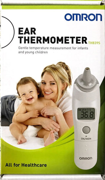 Omron TH839S Ear Thermometer - Qty Restrcition (1) applies