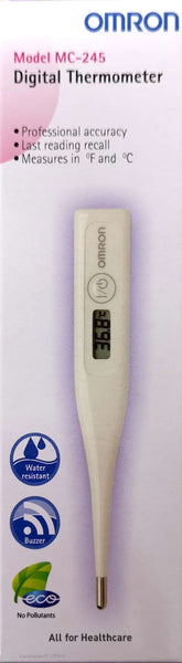 Omron Digital Thermometer MC-245