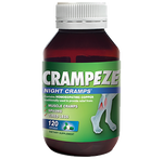Crampeze Night Cramps 120 Caps - Pakuranga Pharmacy