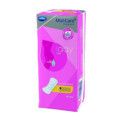 MoliCare Premium Lady Pads pack of 14