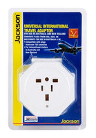 Jackson Inbound Travel Adaptor with Surge-PTA MULTI2