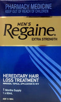 Regaine Men's Extra Strength Minoxidil 5% application 1 * 60ml Pharmacy Medicine