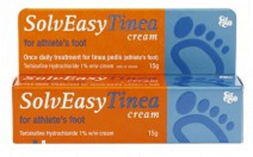 SolvEasy Tinea Cream Athletes Foot 15GM