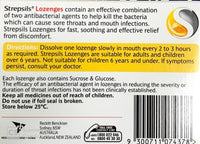 Strepsils Lemon And Honey 16 Lozenges (2 Pack)