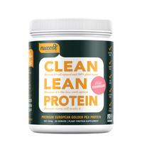 NUZEST Clean Lean Protein 500g WILD STRAWBERRY