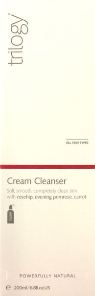 TRILOGY Cream Cleanser 200mL