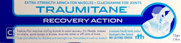 Traumitane Recovery Action 75gm