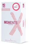 Moments Condoms X-Large Ultra Thin 10s