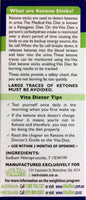 Vitadiet Ketone Sticks 50
