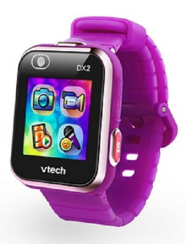 Vtech Kidizoom Smart Watch DX2,Purple