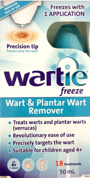 Wartie Wart Remover 50ml- 18 Applications