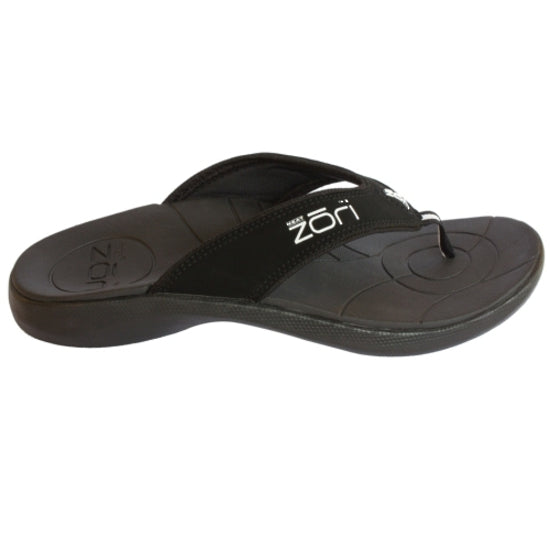 Neat ZORI Sandals BLACK-Size 8
