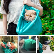 Travel Pouch for Pet Cat