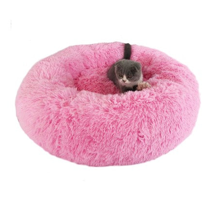 Shaggy Cat Bed