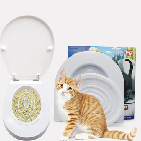 Cat Toilet - Training Kit