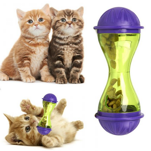 Treat or Kibble Dispenser Ball