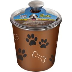 Bella Copper Treat Canister - 64oz