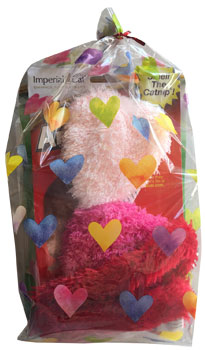 Imperial Cat's Valentine's Day Toy Gift Bag