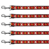 Reindeer Ribbon Collars & Leads
