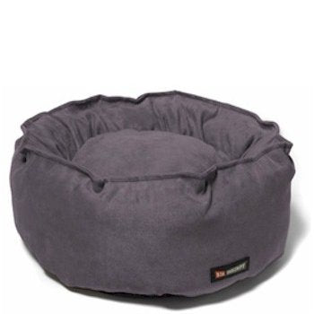 Catalina Pet Bed - Paprika Suede
