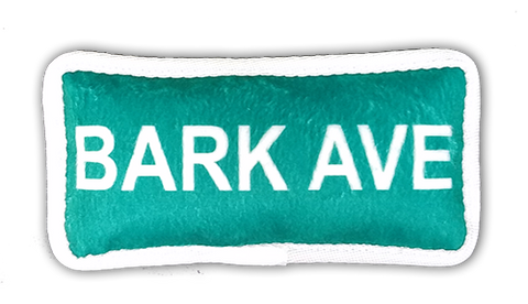 "Bark Appeal Plush Toy ""Bark Ave"""