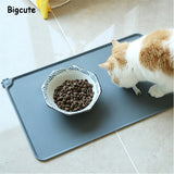 New Waterproof Silicone Pet Food Mat