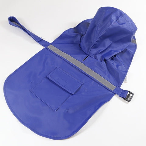 Waterproof Rain Coat for Large Breed Dogs