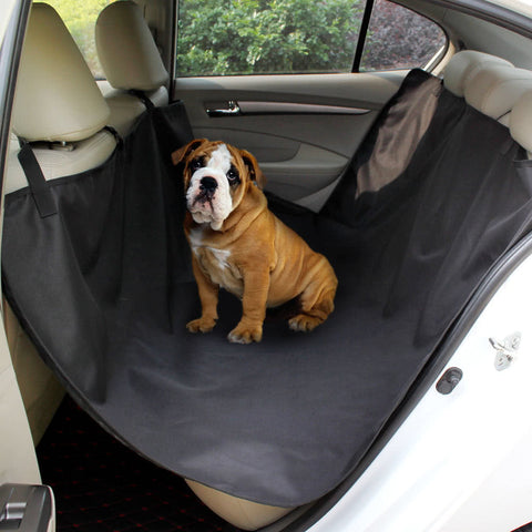 Portable Waterproof Pet Car Seat Cover Travel Hammock 145cm * 145cm (57 inches)
