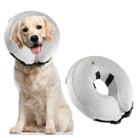 Soft Adjustable Air Inflated Pet Cone
