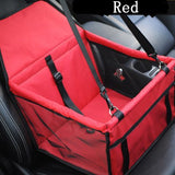 Anti-Collapsible Pet Car Carrier/Seat
