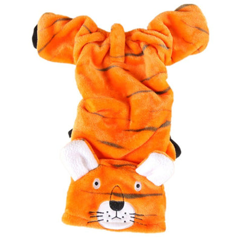 Pet Halloween Tiger Costume