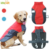 Soft,  Warm & Waterproof Fleece Dog Vest. Can Fit Very Large Dog Breeds.