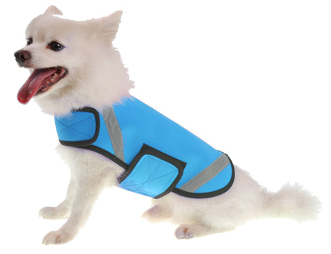 Extreme Neoprene Multi-Purpose Protective Shell Dog Coat: