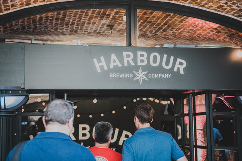 Harbour Brewing at London Craft Beer Festival