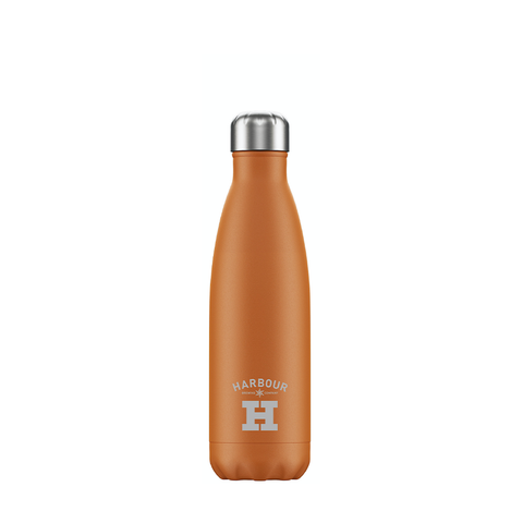 500ml Reusable Chilly's Bottle - Orange