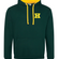 Forest Green & Gold Hoody