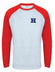 Red / White Baseball Tee