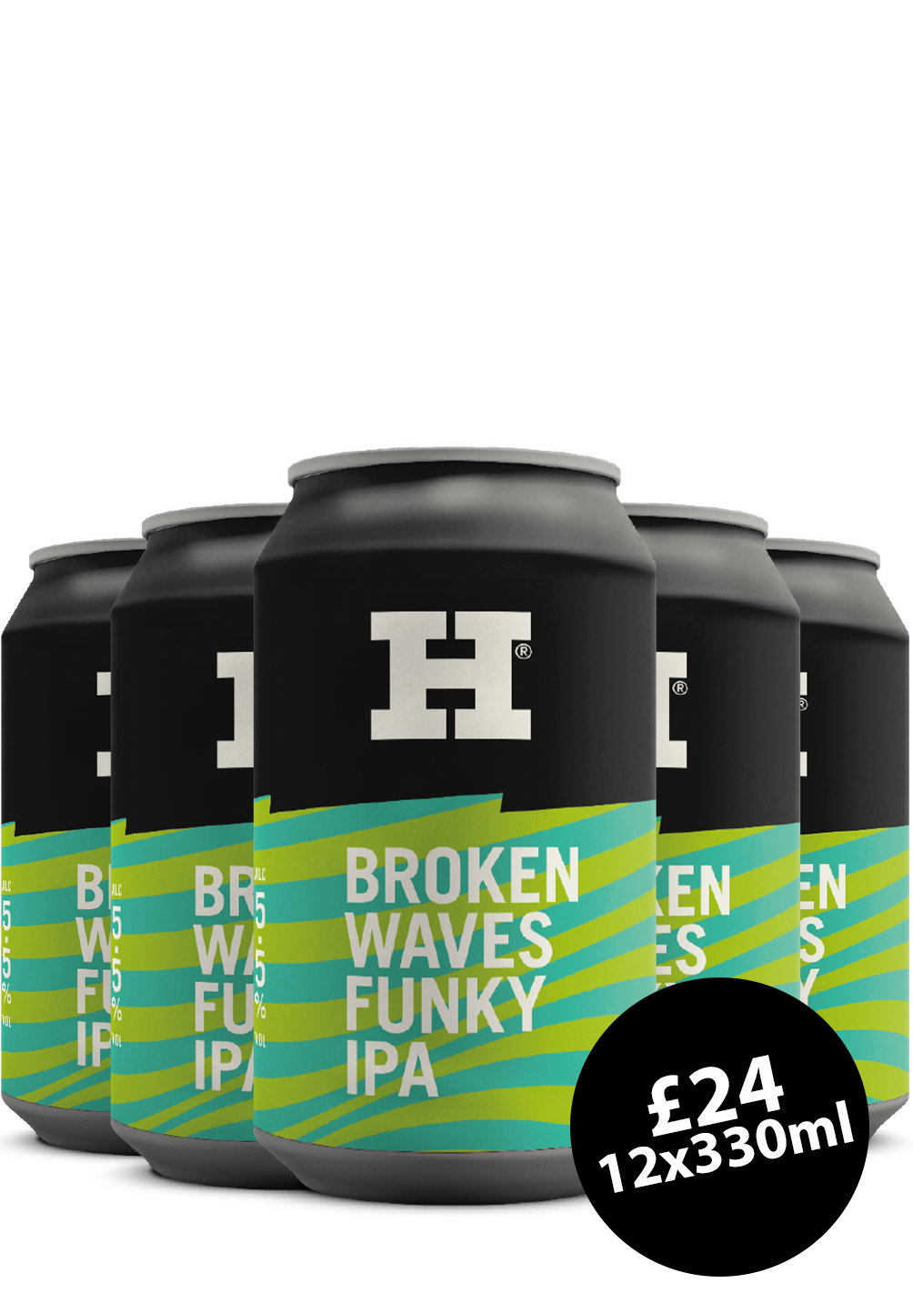 Broken Waves Funky IPA