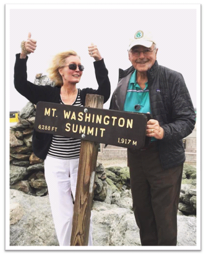 To Celebrate My 82nd Birthday, I Went to the Highest Point in the Northeastern U.S.