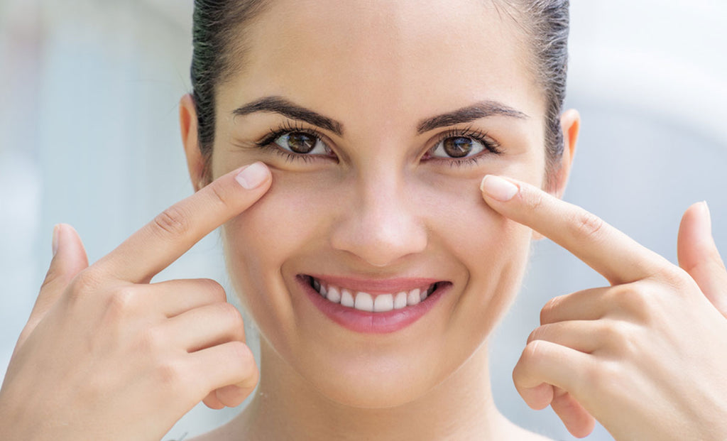 How to Keep the Skin Under Your Eyes Looking Youthful