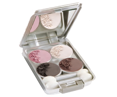 Quad Eyeshadow Color Palette - Spring Bloom