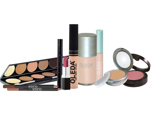 Makeup Kit - Fair-Medium Skin Tone