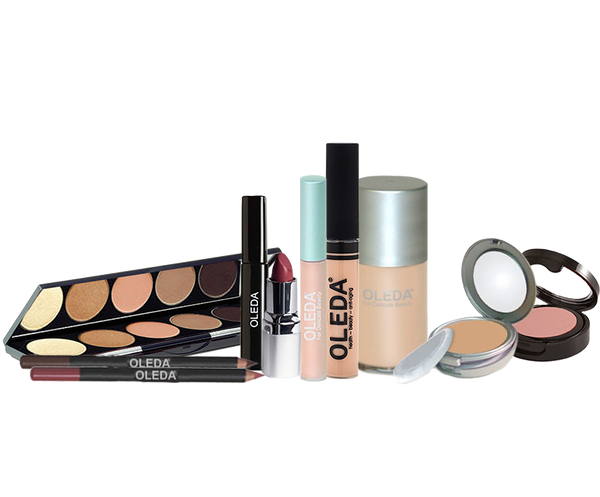 Makeup Kit - Medium Skin Tone