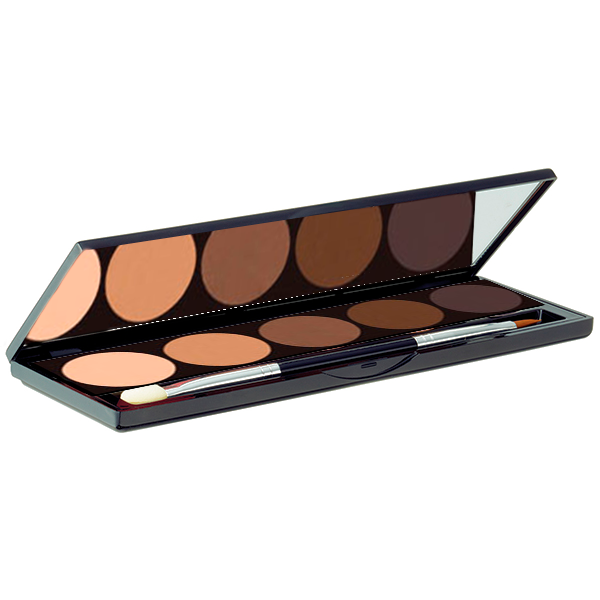 Eyeshadow 5-Color Palette - Chocolate Bar