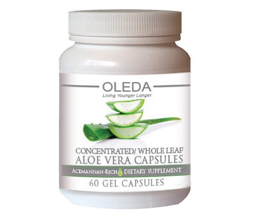 Whole Leaf Aloe Vera Capsules