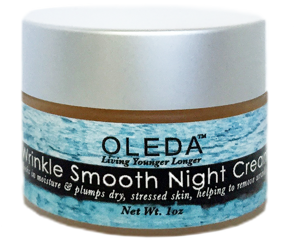 Night Cream - Wrinkle Smooth