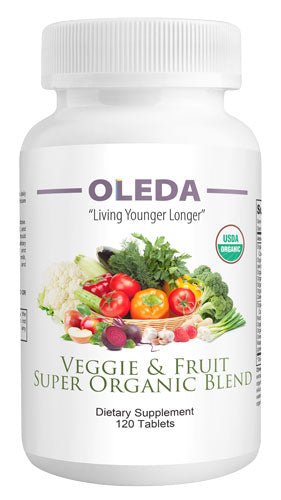 Organic Veggies & Fruit Concentrate