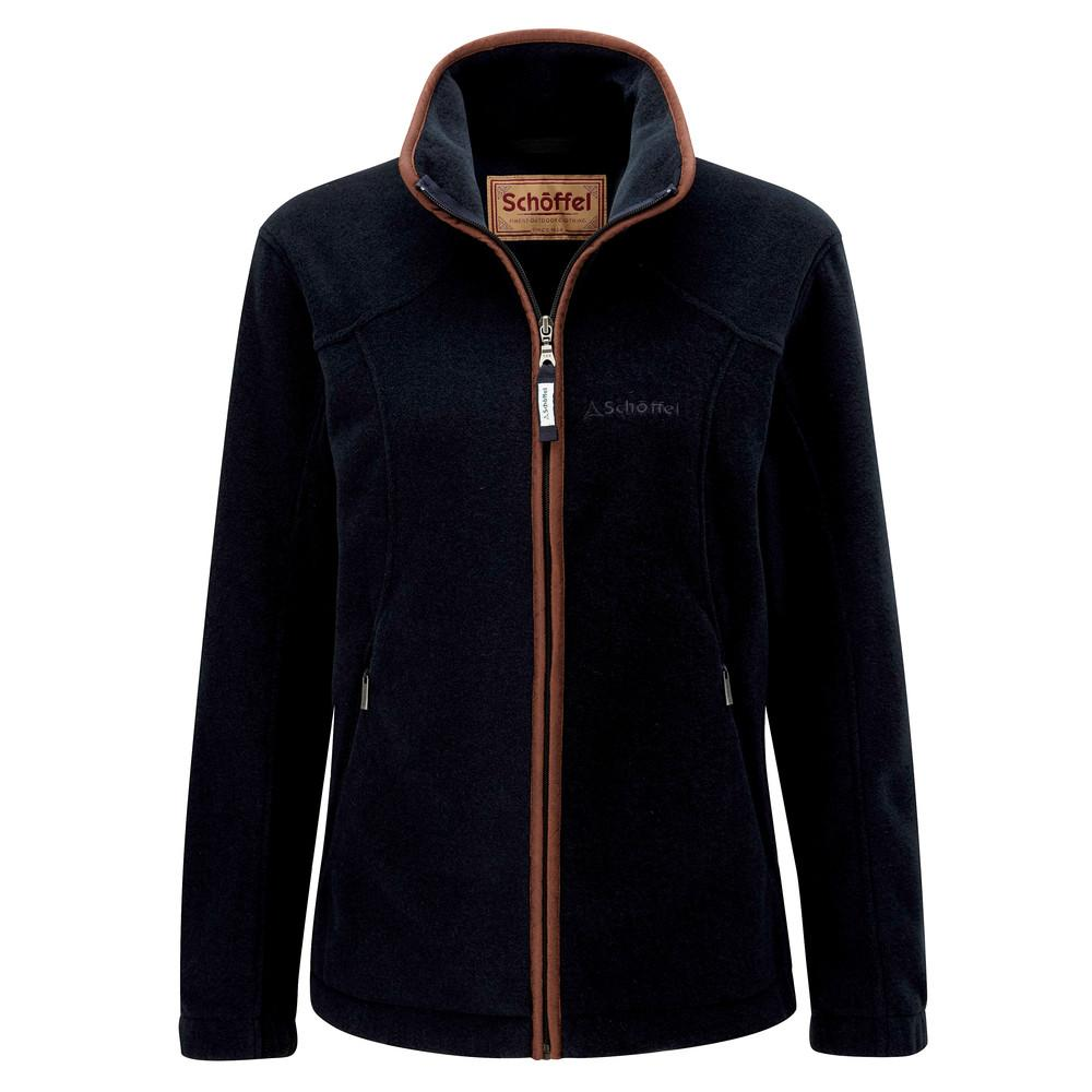 Schoffel Burley Fleece Navy - RedMillsStore.ie